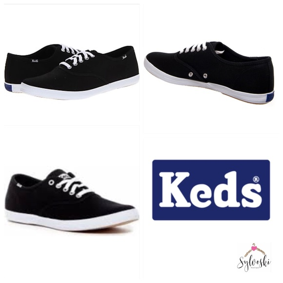 1747089d090 🆕Keds Men s Champion Cvo Sneaker - Black   White